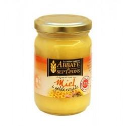 Med s 20% mateří kašičky