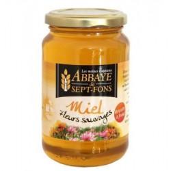 Med z divoce rostoucích květů 500 g